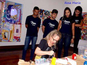 Fotografia Rosa Maria